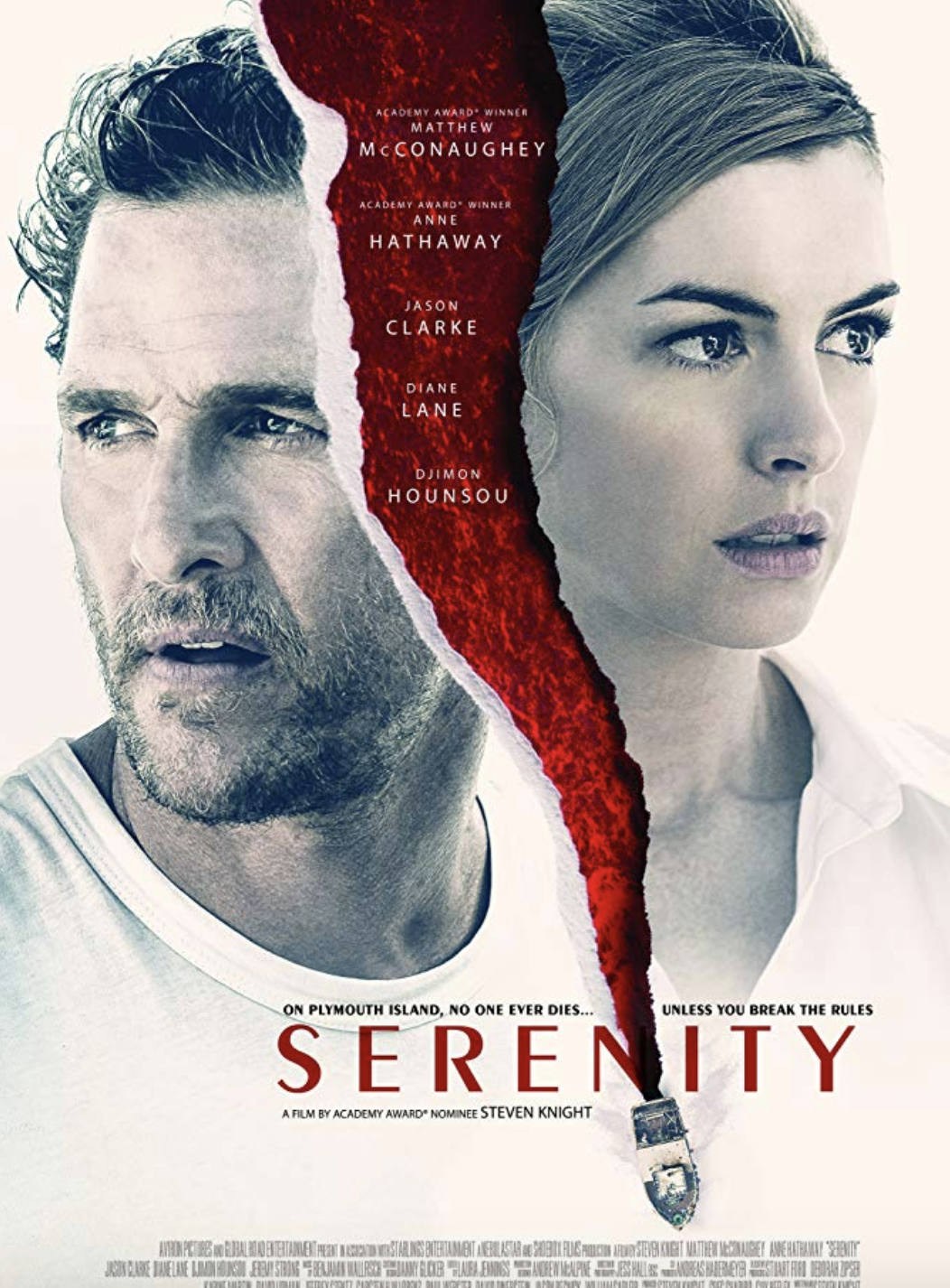MovieTalk: Serenity, on the same level as The Room
