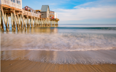 Old Orchard Beach and Pier