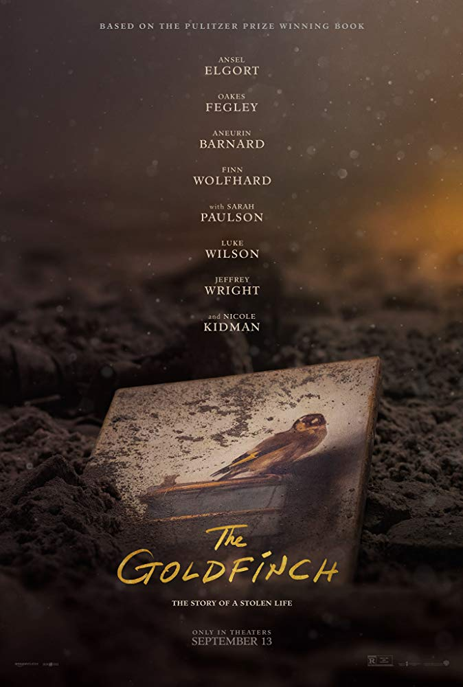 Movie Talk: The Goldfinch: Life After Tragedy